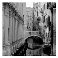 Cinque calli di Venezia 2 Fine Art Print