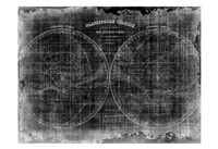 Constellation Map Fine Art Print