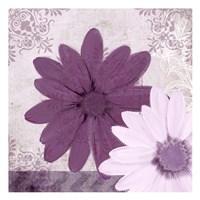 Purple Bloom 2 Fine Art Print