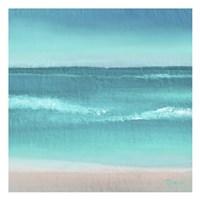 Beach Abstract 2 Fine Art Print
