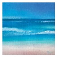 Beach Abstract 1 Fine Art Print