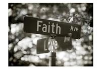 Faith and Love Fine Art Print