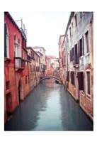 Venice Stroll Fine Art Print