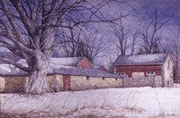 Milky Way Farm Fine Art Print