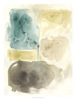 Liquid Stone I Framed Print