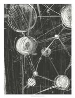 Molecular Fusion II Framed Print