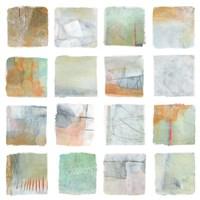 The Misty Fields Fine Art Print