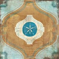 Bohemian Sea Tiles VII Fine Art Print