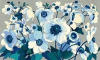 Anemones Japonaises I Fine Art Print