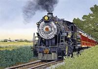 Engine #90 Fine Art Print