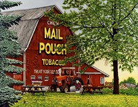 Mail Pouch Barn 2 Fine Art Print