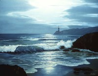 Lighthouse 10 Fine Art Print