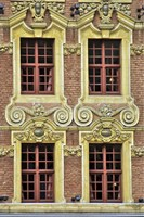 Four French Windows Fine Art Print
