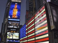 NYC Times Square Fine Art Print