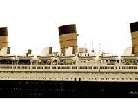 RMS Queen Mary Fine Art Print