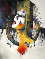 Between Hope And Despair Fine Art Print