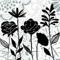 Floral Mist II Fine Art Print