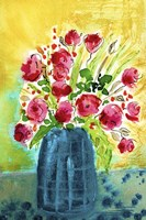 Bright Arrangement I Fine Art Print