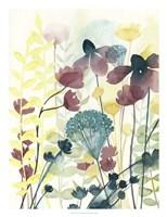 Garden Lace I Framed Print