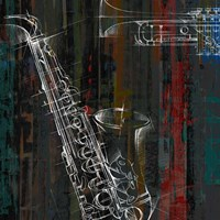 That Jazz II Fine Art Print