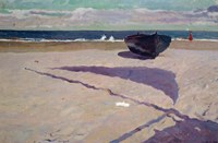 The Shadow of the Boat, 1903 Fine Art Print