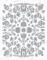 Otomi Rabbits Fine Art Print