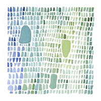 Series Sea Glass No. 1 Fine Art Print