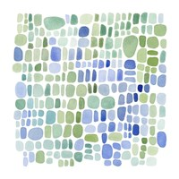 Series Sea Glass No. II Fine Art Print