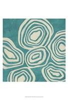 Mineral Motif I Fine Art Print