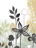 Sketchbook Garden I Fine Art Print