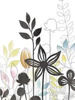 Sketchbook Garden III Fine Art Print