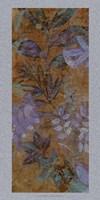 Leaf Shimmer I Framed Print