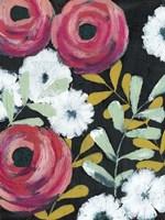 Flor de Color I Framed Print