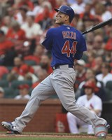 Anthony Rizzo 2016 Action Fine Art Print