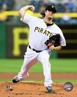 Gerrit Cole 2016 Action Fine Art Print