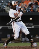 Adam Jones 2016 Action Fine Art Print