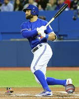 Kevin Pillar 2016 Action Fine Art Print