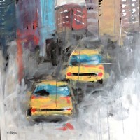 City Fine Art Print
