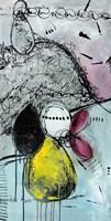 Motus de la Licorne Fine Art Print