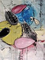 Motus du Bubble Gomme Fine Art Print