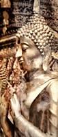 Buddha Panel III Fine Art Print