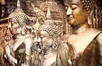 Buddah Thailand Fine Art Print