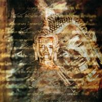 Buddha - Scripture Reflection Fine Art Print