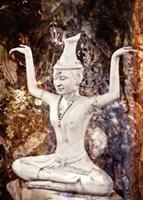 Happy Yogi Fine Art Print