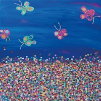 Butterflies are Free Fine Art Print