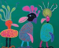 Pink Becks Fine Art Print