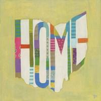 Ohio Home Fine Art Print