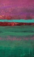Magenta Coast - C Fine Art Print
