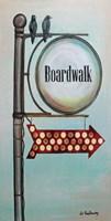 Boardwalk Bound Fine Art Print