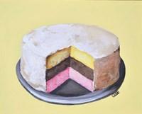 Neapolitan Cake Fine Art Print